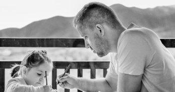 Cómo es Leo como padre - LeoHoy.net